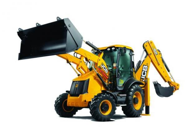 BRITAINS JCB 3CXBACKHOE NEW