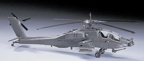 Hasegawa Ah 64 Apache 1 72 Aircraft Hasegawa Plastic