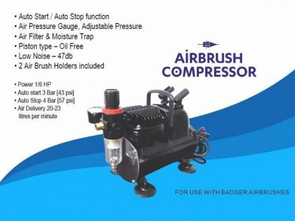 Badger Airbrush Compressor Airbrush Tools Catalogue