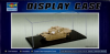 TRUMPETER DISPLAY CASE 210 X 100 X 80
