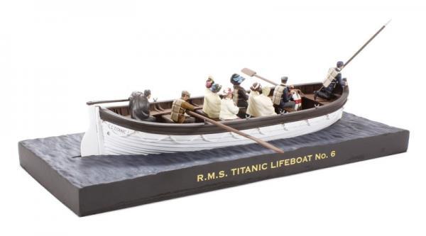 Britains Titanic Lifeboat 2 William Britains Diecast