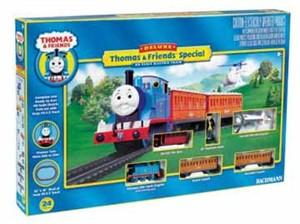 Bachmann thomas tank set ho thomas the tank bachmann railways