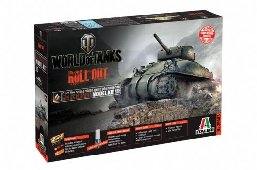 WORLD OF TANKS M4 SHERMAN 1