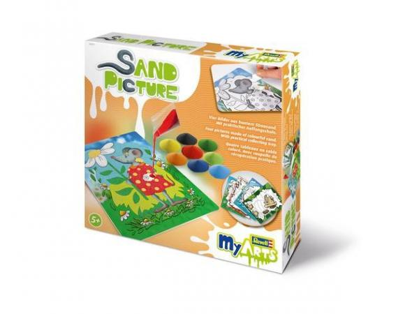 REVELL SAND PICTURE