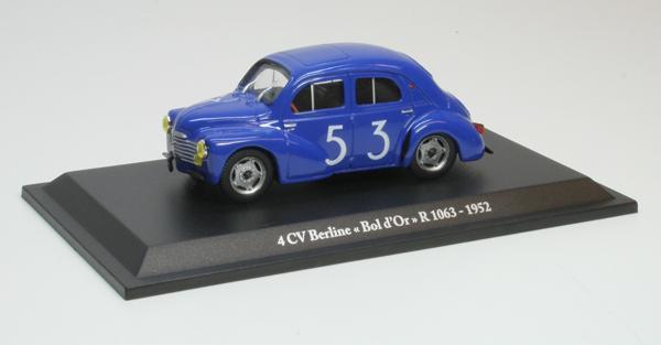 RENAULT 4CV Berline Bol Dor