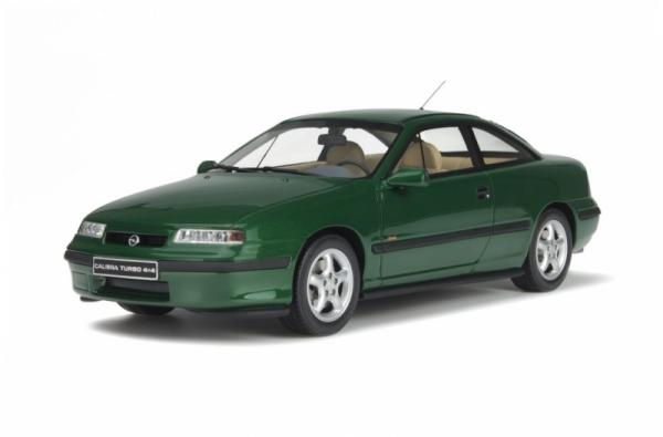otto opel calibra turbo 4x4 green 1 18 cars 1 18. Black Bedroom Furniture Sets. Home Design Ideas