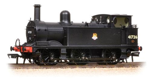 BACHMANN CL1F 41726 BR BLACK EARLY