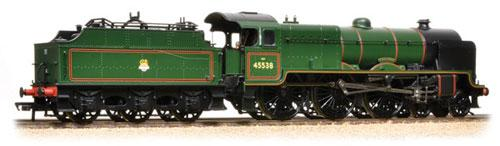 BACHMANN LMS PATRIOT BR LINED GREEN