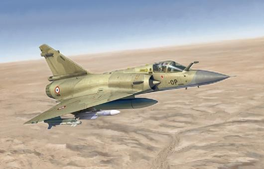 ITALERI MIRAGE 2000C GULF WAR 1/72