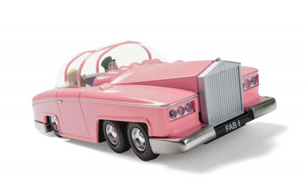 CORGI THUNDERBIRDS FAB 1 CAR