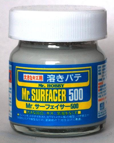 MR SURFACER 500 40ML JAR