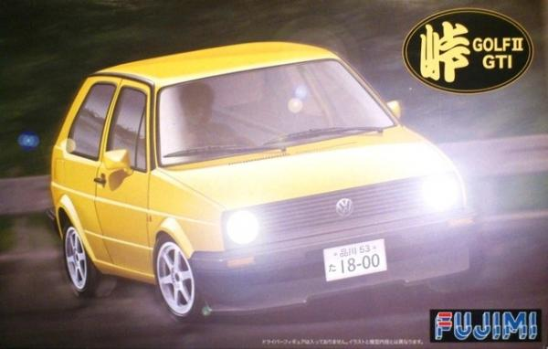 FUJIMI VW GOLF MKII GTI RALLY 1/24