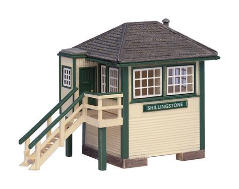 GRAFAR SHILLINGSTONE SIGNAL BOX N SCALE