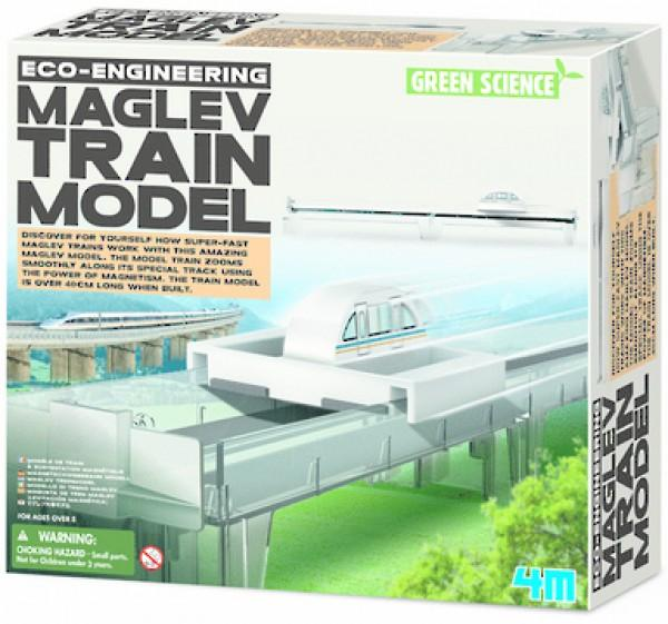 GREEN SCIENCE MAGLEV TRAIN MODEL | EDUCATIONAL PROJECTS | Catalogue