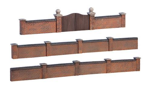 GRAHAM FARISH WALLS & GATES N GAUGE