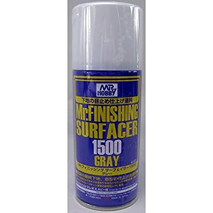MR FINISHING SURFACER 1500 GRAY 170ML