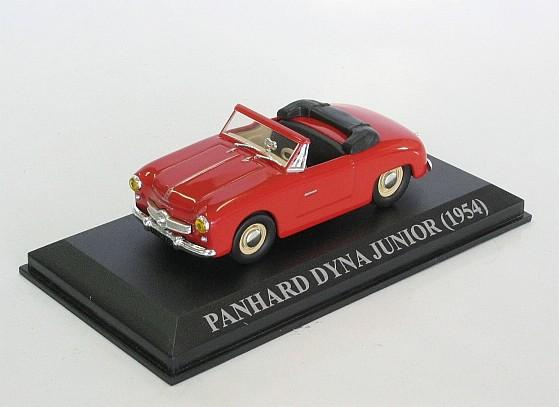panhard dyna junior red 195 cars 1 43 diecast vehicles catalogue marksmodels. Black Bedroom Furniture Sets. Home Design Ideas