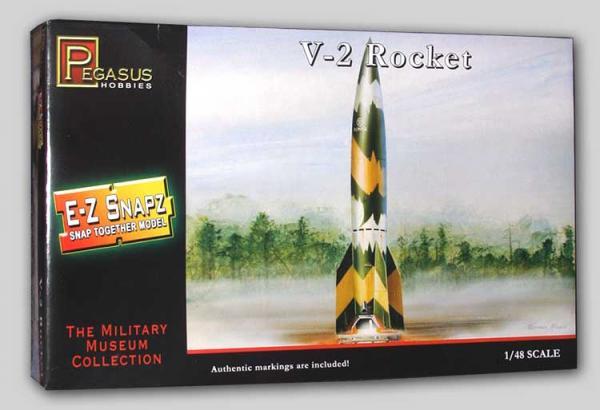 Pegasus V2 Rocket 1 48 Pegasus Plastic Kits