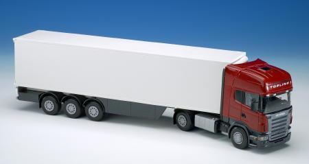 Emek Scania Topline Box Van 1 25 Emek Diecast Vehicles