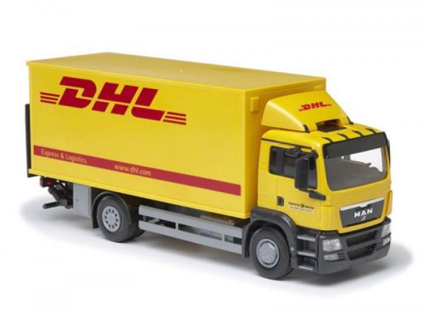 Emek Man Delivery Truck Dhl Emek Diecast Vehicles