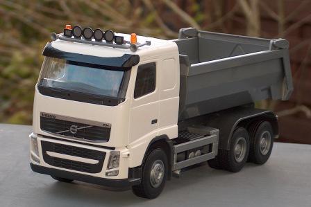 Emek Volvo Fh Dump Truck Emek Diecast Vehicles Catalogue Marksmodels