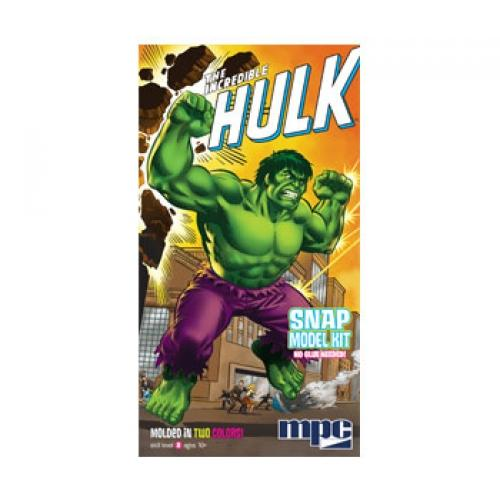 MPC MARVEL COMICS HULK SNAP | MPC/POLAR LIGHTS | Plastic