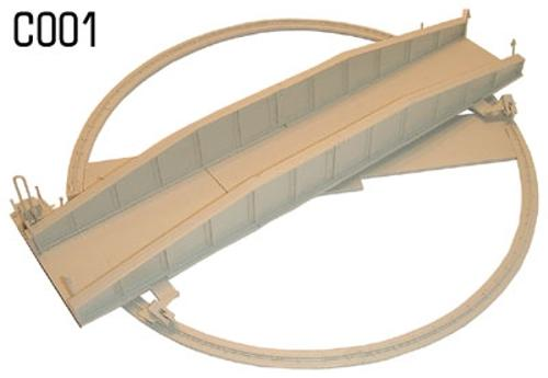 Dapol Oo Turntable Kit