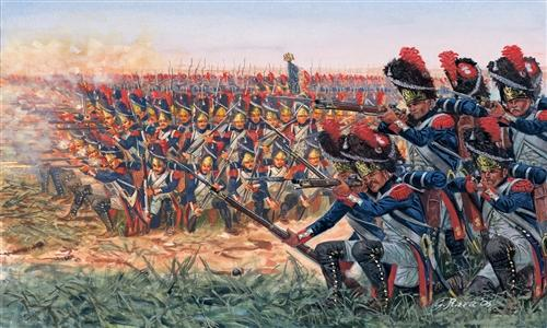Italeri French Grenadiers 1 Military Figures 1 72