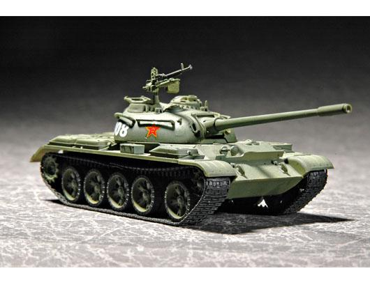 Trumpeter T59 Chinees Tank Military 1 72 Scale