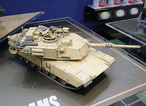 Tamiya M1a2 Abrams Oif Military Vehicles 1 35 Scale